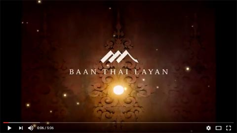 BAAN THAI LAYAN 3D Animation