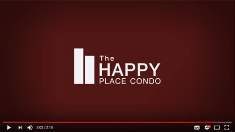 Happy Place Condo Phuket 3D Animation