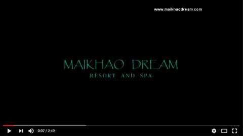 MaiKhao Dream 3D Animation
