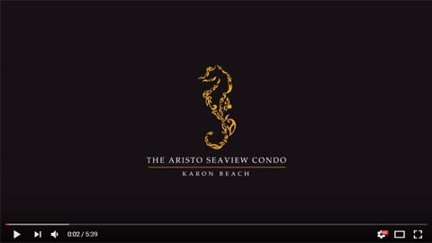 The Aristo Condo Karon Condominium 3D Animation