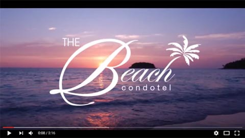 The Beach Condo 3D Animation