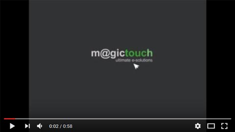 MAGIC TOUCH CD INTERACTIVE